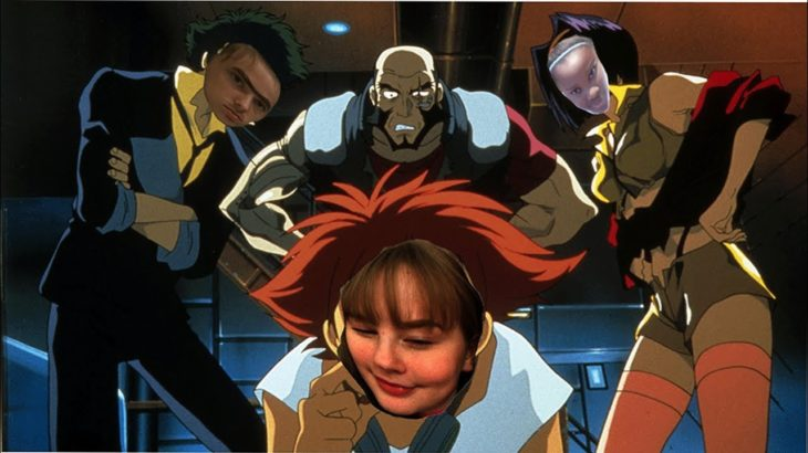 Cowboy Bebop but with autistic girls
