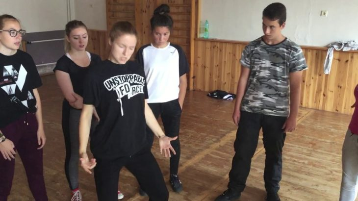 Dance Camp 2018 – Lenky Krump