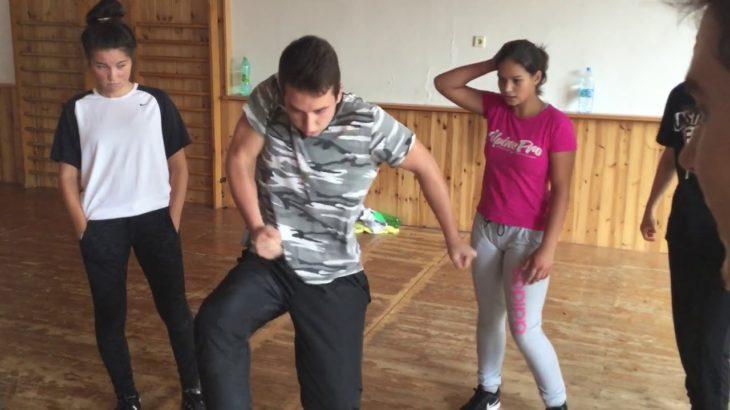 Dance Camp 2018 – Markův Krump