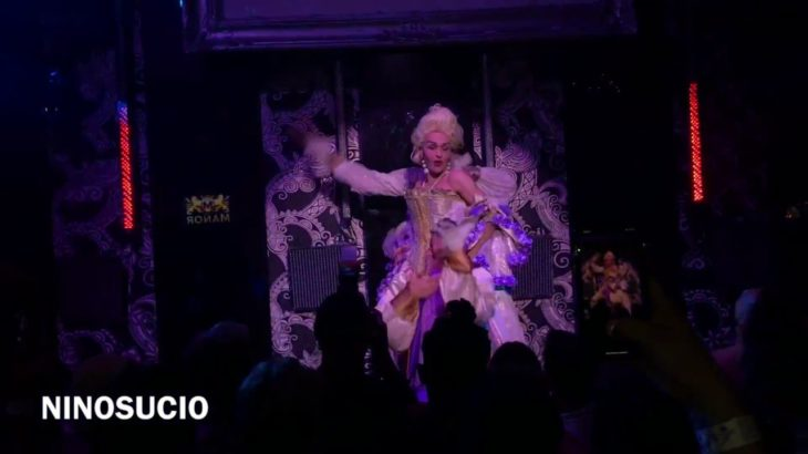 "LEGENDARY ERIKA NORELL PERFORMS ""VOGUE"" BY MADONNA FEAT. SASHA LORDS & CALYPSO MONROE LORDS"