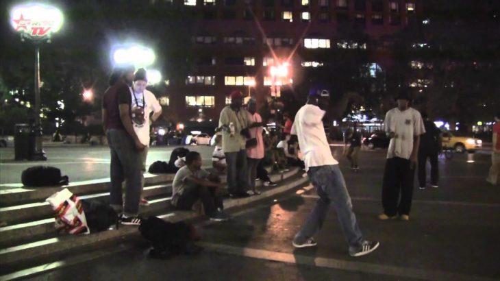 NewYork地下鉄論〜ユニオンスクウェアの最新ダンス事情 (Vol93-3)