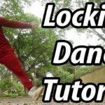 Old School locking Dance Move Tutorial   Advanced