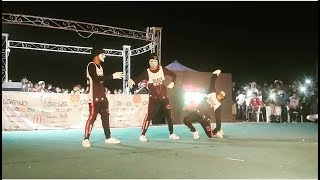 Spag Heddy – Permanent | Dubstep Dance | Wax On Crew at Carnival Hadhramaut #كرنفال_حضرموت