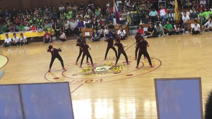 USA 🇺🇸 San Agustin School is Enjoying those Dubstep Dance 💃 Moves 2018 haha 😂