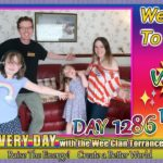 WE LOVE TO BEBOP ON DAY 1286! DANCE EVERY DAY!