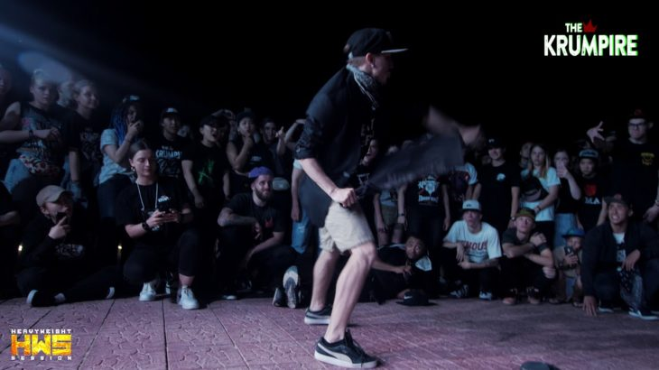 WHIPHEAD vs UGLY FATE   HWS   THE KRUMPIRE 2018