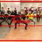 Treasure – Bruno Mars | Kartik Raja Choreography | Locking Dance