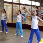 [4K 60p] 和洋国府台女子中学校 ダンス部 – IKEMEN Boogie