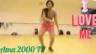 Babes wodumo flexing with SA dancing movement