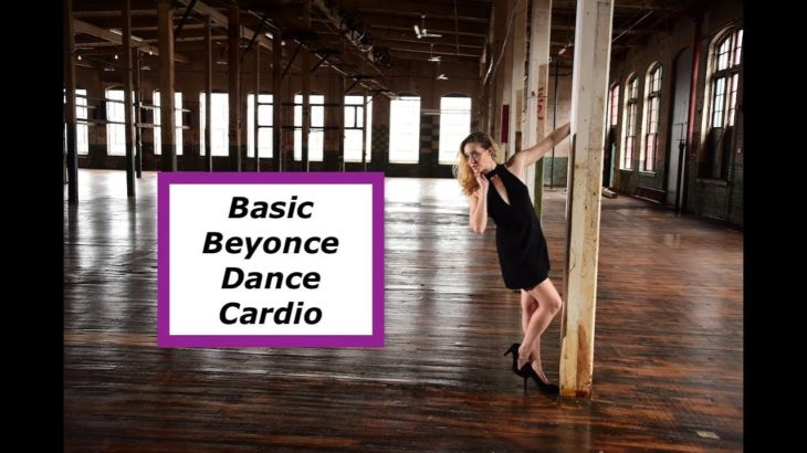 Basic Beyonce Dance Cardio for Vogue 2018