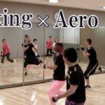 エアロビクスの要素を生かしてダキングダンスのレッスンを展開!ダキングダンスはカスタネットで自らリズムを作って踊る最新ダンス!鈴木孝一によるDakingDance レッスンPart.1