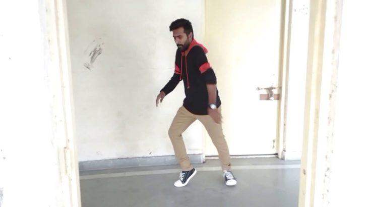 Dance on Dubstep music- Gaurav Tamrakar