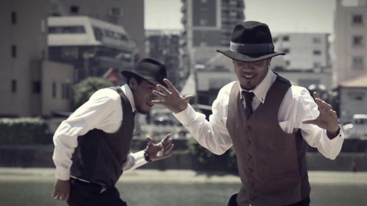 GoGo Brothers : Coolest Locking Dance ゴーゴーブラザーズ!!!!