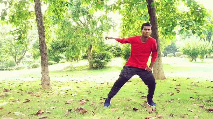 Hip Hop DANCE Video || DEEPAK GOSWAMI || Les Twin's Song || FEEL MUSIC || Indian Dance Video
