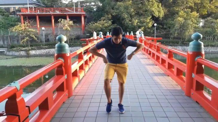 JESTER Locking Dance Solo in Japan