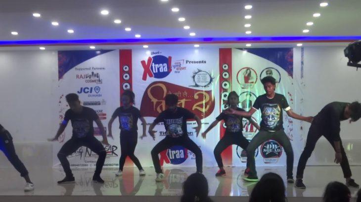 Jee Karda (Krump Mix) | Teej Lai Bari Lai 2 | Remo Roy Choreography