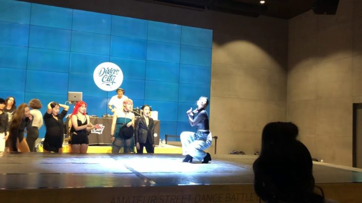 KEEP DANCING 14TH VOGUE SIDE KIRI 예선
