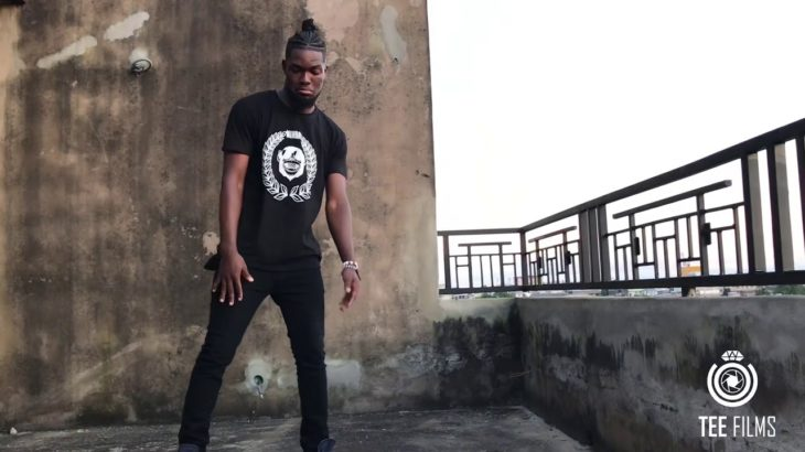 Krump X Afro | WON TI GET EH! Krump Dance video| Teefilms