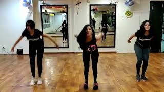 Krump and street jazz on the song I like it by Dancing Curve