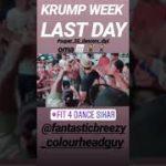 Krump battle Sekashan FIT 4 DANCE PRESENT'S FFD_CREW