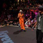 Lil Jiang vs Flo Master JUDGE BATTLE Locking Forever – Summer Dance Forever 2018