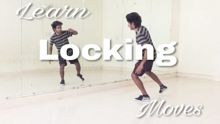 Locking Dance Tutorial For Beginners/Intermediaters | Learn Locking in Just few minutes
