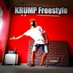 MANTOIYAT Dance video Ft Raftaar KRUMP Freestyle
