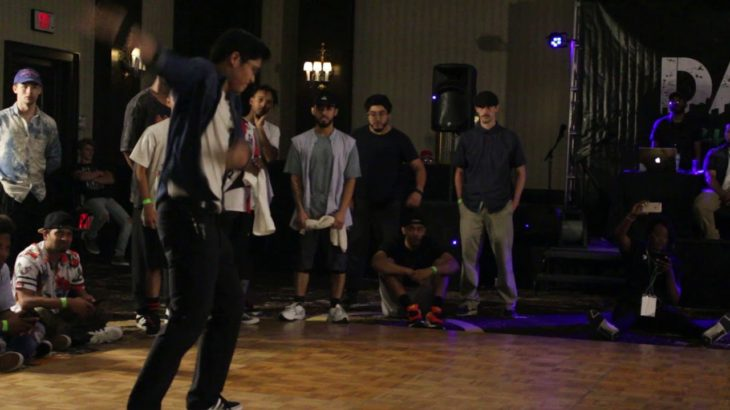 Rhapsody V Finals | Ty Vs. Baby Rapture | Krump Vs. Popping Top 8