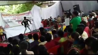 Sheesha Down Hip Hip(dubstep) dance video feel boy Hemant Raikwar Jalvihar Mahotsav Audition Mau