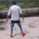 Sunny Deol ll Bollywood Dubstep freestyle dance by Nitish Popper