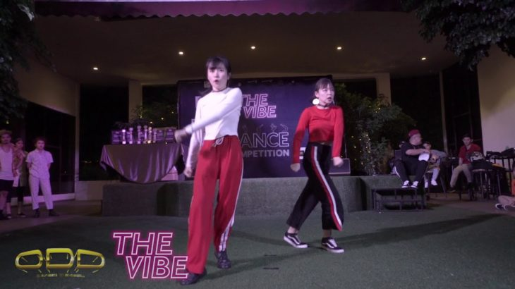 TheVibeDanceCompetition | Showcase Final | StreetDance | Ladies Waack