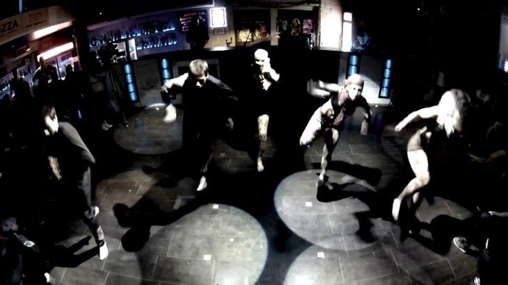 Waacki Dance Crew – Afro Waack Showcase