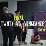 BUCKTAGON 2018   KRUMP 1V1   FINAL   TWNTY VS VENGEANCE