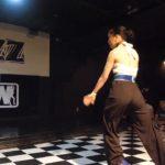 AYANON vs 櫻子 FINAL W-1 東京予選 WAACK DANCE BATTLE