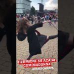 HERMIONE VOGUE DANCING (Muito doida!)