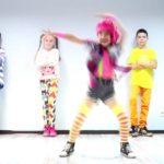 Kids dancing Locking n Hiphop on MJ