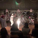 おもしろ Lockin' dance ロック ダンス|ロッキング大人クラス|2013クリスマス|ダンススタジオIA3