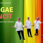 Reggae Gancit Line Dance – Mentari Friday