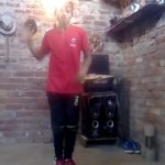 Aman dance Dubstep video