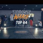 [JUST WAACK vol.1] 이현정 vs 전창민 | WAACKING TOP64