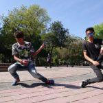 ALAMEDA HIDALGO (QUERETARO) | DUBSTEP DANCE (LoopsDeK)