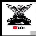 Rehan MG & Sohail D2 Dubstep performance Karachi Dance Crew