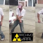 Borracho Bailando Break Dance INCREIBLE!