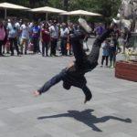 Break dance in Santiago Chile