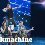 Breakmachine, la old school della break dance