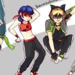 Miracoulus Ladybug Break Dance Au