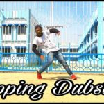 Popping Dubstep Dance || Hollywood style || Dancing shop|| By Bikram