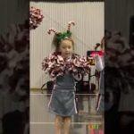 Reality Tv 5th Halftime Cheer – Crazy Hair Day with Bebop