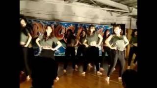 2016奈良教育大学 学園祭 ダンス部「女盛り」