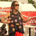 ウルトラジャパン2016/ ULTRA JAPAN 2016 /Animation Dance performanse at Budweiser 2016/9/17
